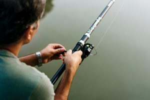 Coarse Fishing at Canada Lodge Cardiff -